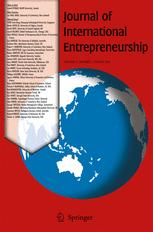 Journal of International Entrepreneurship