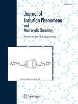 Journal of inclusion phenomena and molecular recognition in chemistry