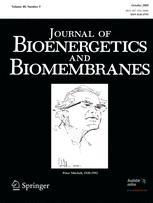 Journal of Bioenergetics and Biomembranes