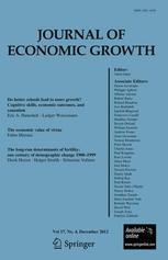 Journal of Economic Growth