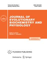 Journal of Evolutionary Biochemistry and Physiology