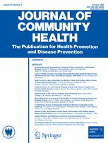 Journal of Community Health