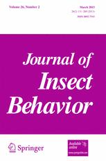 Journal of Insect Behavior