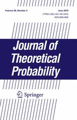 Journal of Theoretical Probability