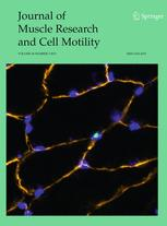 Journal of Muscle Research and Cell Motility