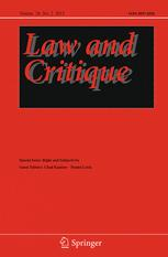 Law and Critique
