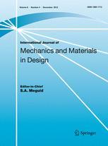 International Journal of Mechanics and Materials in Design