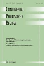 Continental Philosophy Review