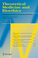 Theoretical Medicine and Bioethics
