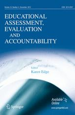 Educational Assessment, Evaluation and Accountability