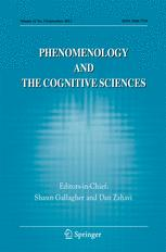 Phenomenology and the Cognitive Sciences