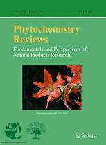 Phytochemistry Reviews