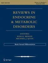 Reviews in Endocrine and Metabolic Disorders