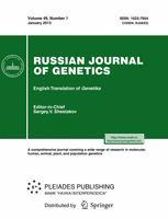 Russian Journal of Genetics