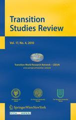Transition Studies Review