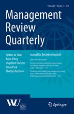 Management Review Quarterly