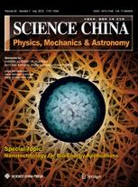 Science China Physics, Mechanics and Astronomy