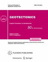 Geotectonics