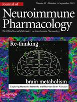 Journal of Neuroimmune Pharmacology