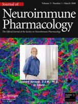 Journal of Neuroimmune Pharmacology