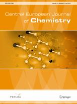 Central European Journal of Chemistry
