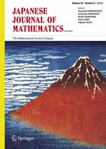 Japanese Journal of Mathematics