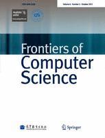 Frontiers of Computer Science