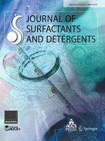 Journal of Surfactants and Detergents
