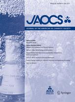 Journal of the American Oil Chemists' Society