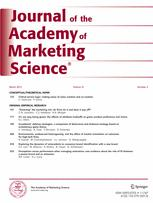 Journal of the Academy of Marketing