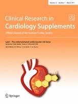 Clinical Research in Cardiology Suppleme