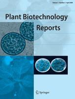 Plant Biotechnology Reports