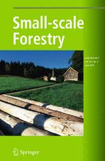 Small-scale Forest Economics, Management and Policy