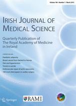 Irish Journal of Medical Science (1971 -)
