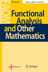 Functional Analysis and Other Mathematics