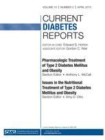 Current Diabetes Reports