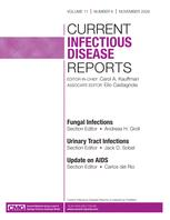 Current Infectious Disease Reports