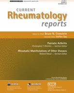 Current Rheumatology Reports