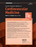Current Treatment Options in Cardiovascular Medicine