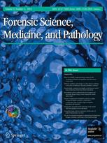Forensic Science, Medicine, and Pathology