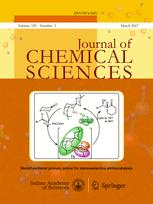 Proceedings of the Indian Academy of Sciences - Section A, Chemical Sciences