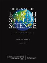 Proceedings of the Indian Academy of Sciences - Earth and Planetary Sciences
