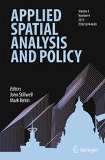 Applied Spatial Analysis and Policy