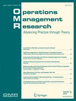 Operations Management Research