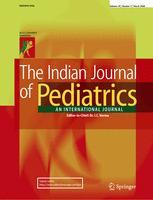 The Indian Journal of Pediatrics