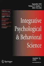 Integrative Physiological and Behavioral Science