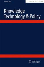 Knowledge, Technology & Policy