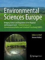 Environmental Sciences Europe