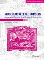MUSCULOSKELETAL SURGERY