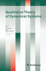 Qualitative Theory of Dynamical Systems